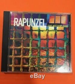 Rare Dave Matthews Band Rapunzel CD Single Promo Difficile À Trouver