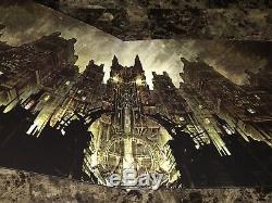 Rare Disturbed Signé Asylum Limited Edition Vinyl Record Dave Draiman Coa + Coa