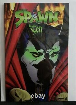 Spawn Ten #10 Variante Ashcan Signée Dave Sim Limited /300