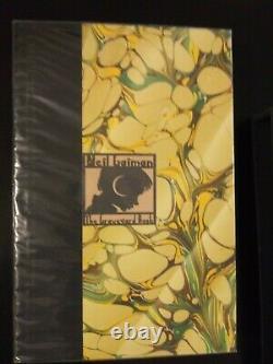 The Graveyard Book Neil Gaiman Dave Mckean Subterranean Press Signé Unopened