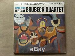 The Time Quartet Dave Brubeck Out 4 X 200g Vinyle 45 Tours Par Minute Limited Edition Scellé